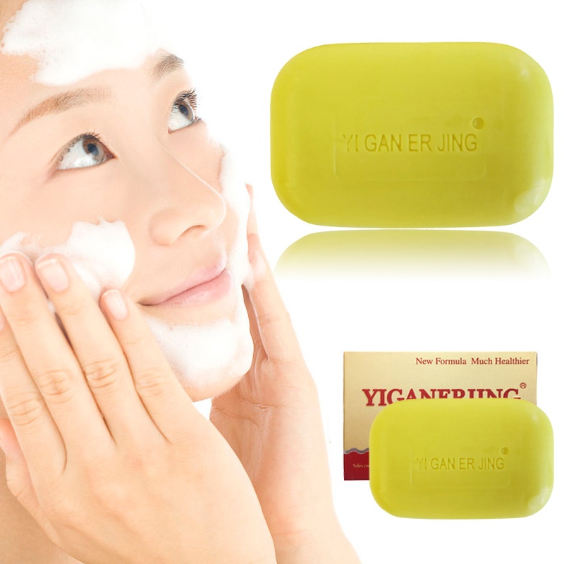 Cleansers Hot Sale 85g Sulphur Soap Skin Care Dermatitis Fungus Eczema Anti Bacteria Fungus Shower Bath Whitening Soaps Beauty & Health