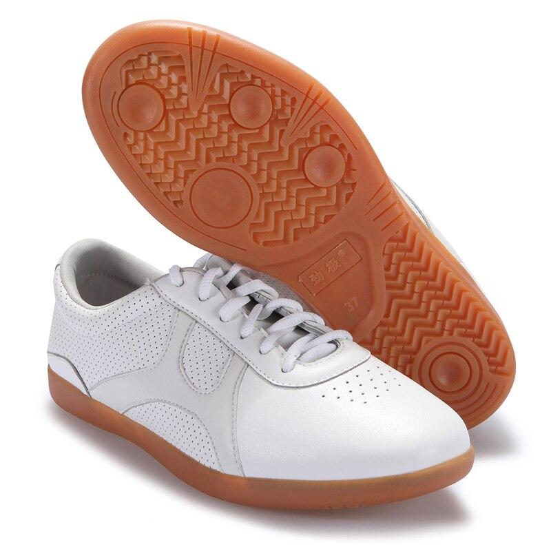Summer Cowhide Tai Ji Shoes 2