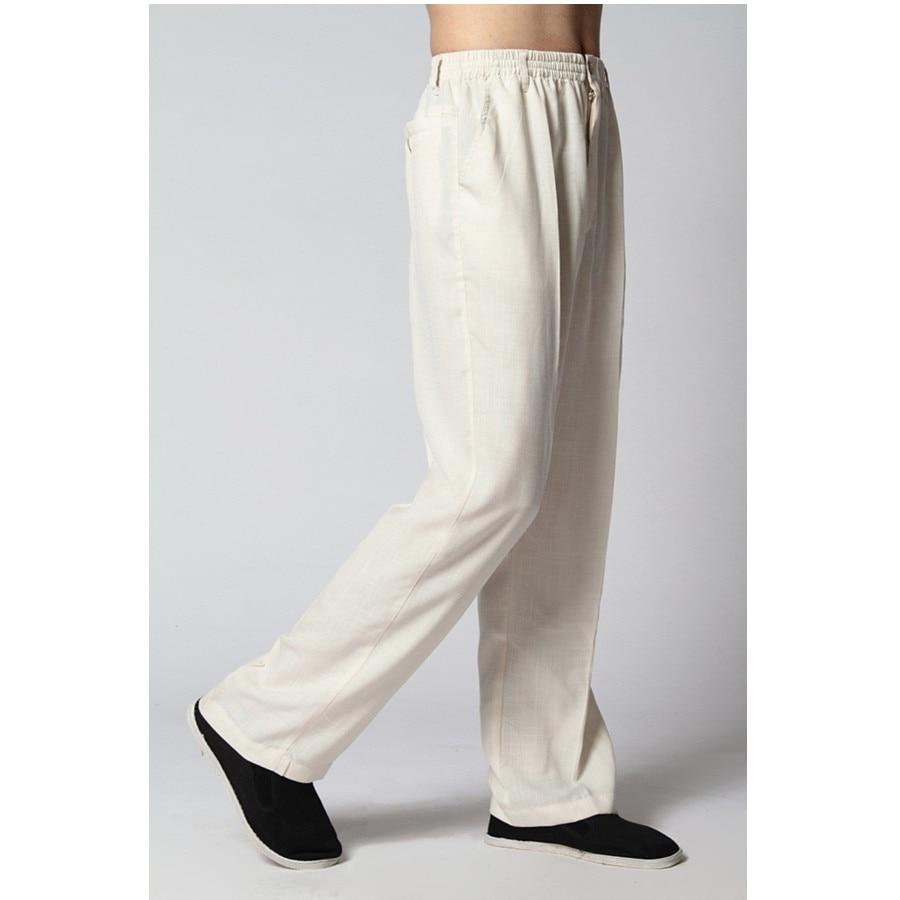 mens linen pajama pants - Pi Pants