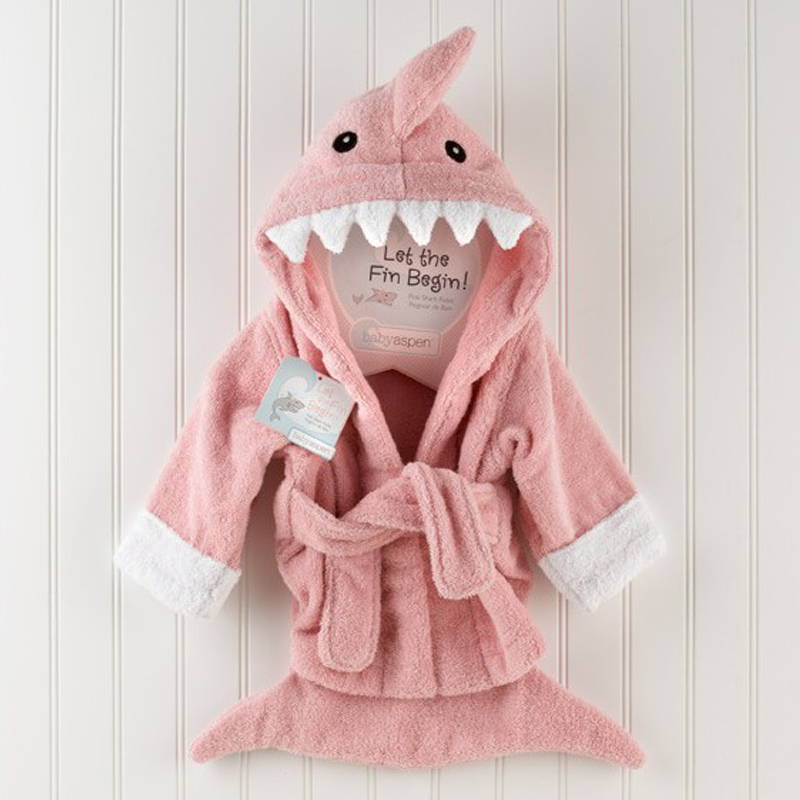 childrens-clothing-boys-girls-Robes-new-winter-spring-autumn-cartoon-baby-bathrobe-Sleepwear-Robe-winter-Pink-rabbit-bear-5