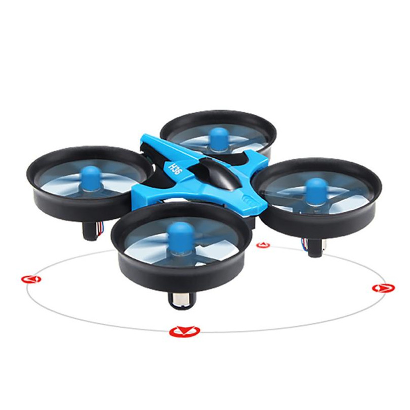 HL  Hots-sale EPULA  H36 6-axis Gyro Headless Mini RC Quadcopter RTF 2.4GHz  OC1