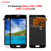 For Samsung Galaxy J120 J1 2016 LCD Display Touch Screen Digitizer Assembly 100% New 4.5 For Samsung Galaxy J120M J120F lcd