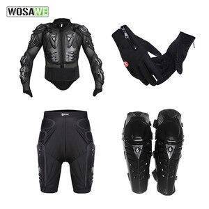 WOSAWE motorcycle jacket Armor