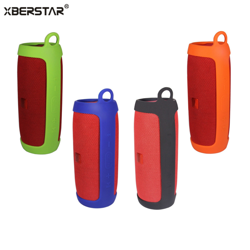 US $11 83 21% OFF|New Replacement Silicone Sling Cover Case for JBL Charge3  Charge 3 Portable Bluetooth Speaker-in Flip Cases from Cellphones &
