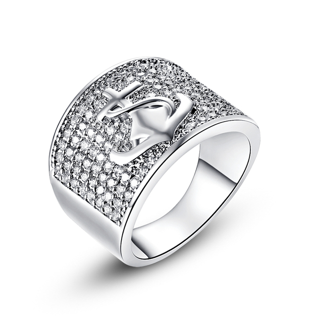 Jrose Anchor Jewelry Lord Of The Ring Party Wedding Rings For Women