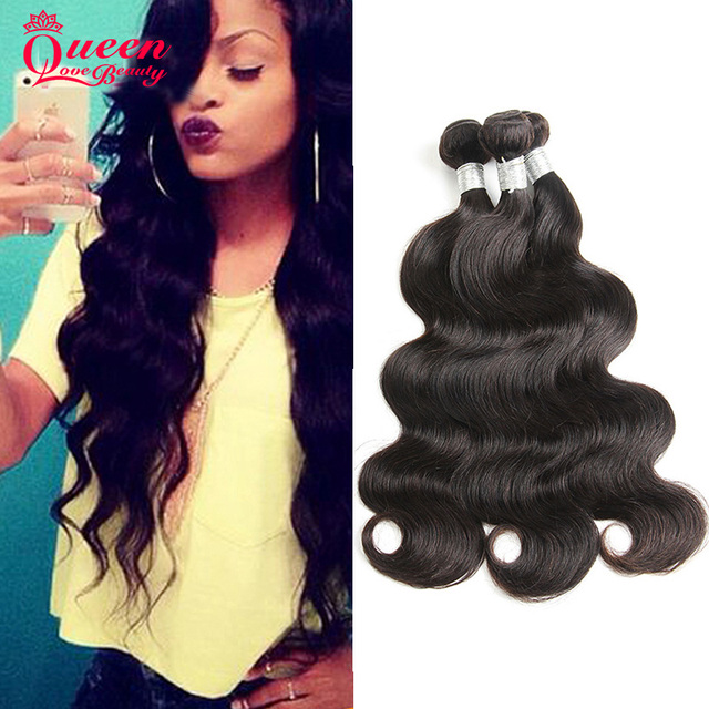 7a Unprocessed Virgin Cambodian Body Wave 4 Pcs Cambodian Virgin