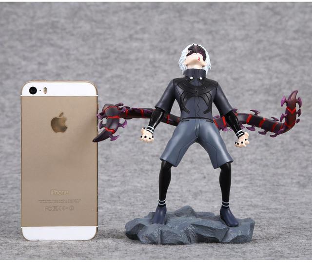 Tokyo Ghoul Kaneki Ken Generation of Dark Jin Muyan Action Figure Toys