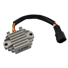 Motorcycle ATV Voltage Regulator Rectifier for Yamaha YFZ450F YFZ450 2004 2005 2006 2007 2008 2009 2010 2011 OEM 5TG 81960 00 00