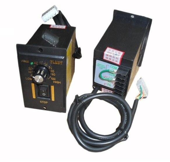 25 W AC 220 V regolatore di velocità del motore, forword e backword controller, AC regolatore di velocità del motore regolamentato