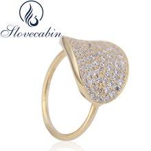 49ec357e1c90 Slovecabin Compatible con la joyería europea Real 100% Plata de Ley 925  anillo de boda para las mujeres bien venta al por mayor .