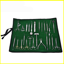 dental Planting set 26 sets Dental implant kit Stainless steel equipment цена и фото