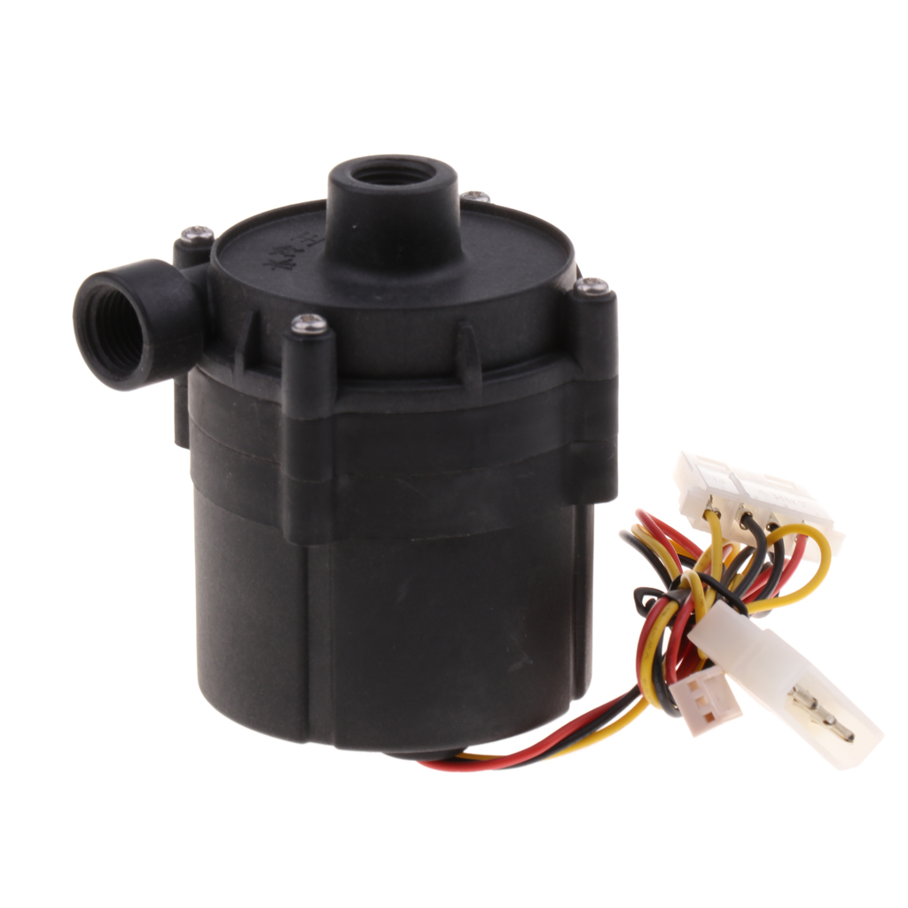 SC1000 DC 12V 1 5A 18W Brushless CPU Cooling Water Pump for Desktop Cool