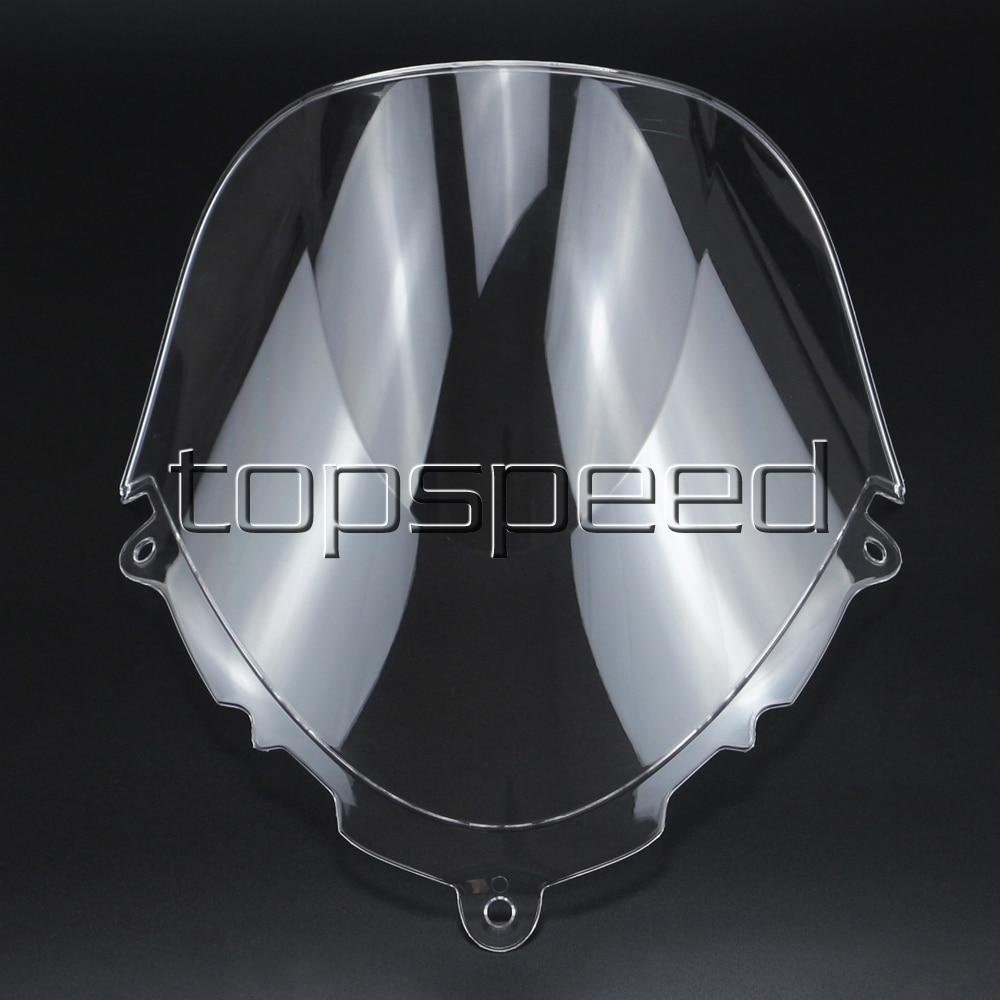 transparent clear windshield windscreen for suzuki katana gsx600f gsx750f 1998 2008 1999 2000. Black Bedroom Furniture Sets. Home Design Ideas