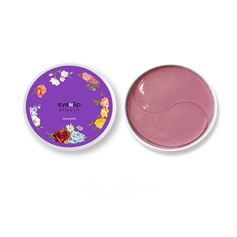 Korea Cosmetics Eyenlip Hydrogel Eye Patch 60pcs Face Care Collagen Eye Mask Anti Aging Eye Bags Dark Circles Moisturizing Mask