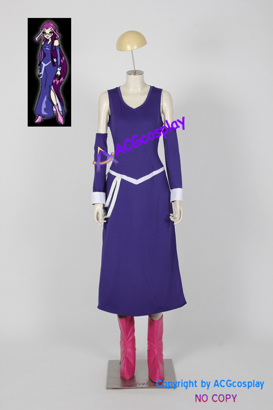 Winx club season 3 episode 10 young griffin nickelodeon version cosplay costume include boots covers