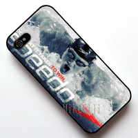 11968 Michael Phelps Swimmers Case Cover Case For Apple Iphone 4s 5 5s SE 5c