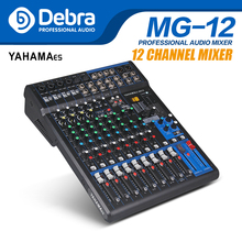 Professional YAHAMA es Audio 12 Channel with 24bit Sound Effects Studio Mixer - DJ Controller Interf