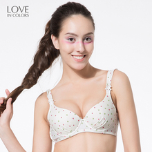 Loveincolors Fashion Breast Feeding Bras Maternity Women Print Prevent Sagging Comfortable Soft Nursing Pregnancy Women Bras