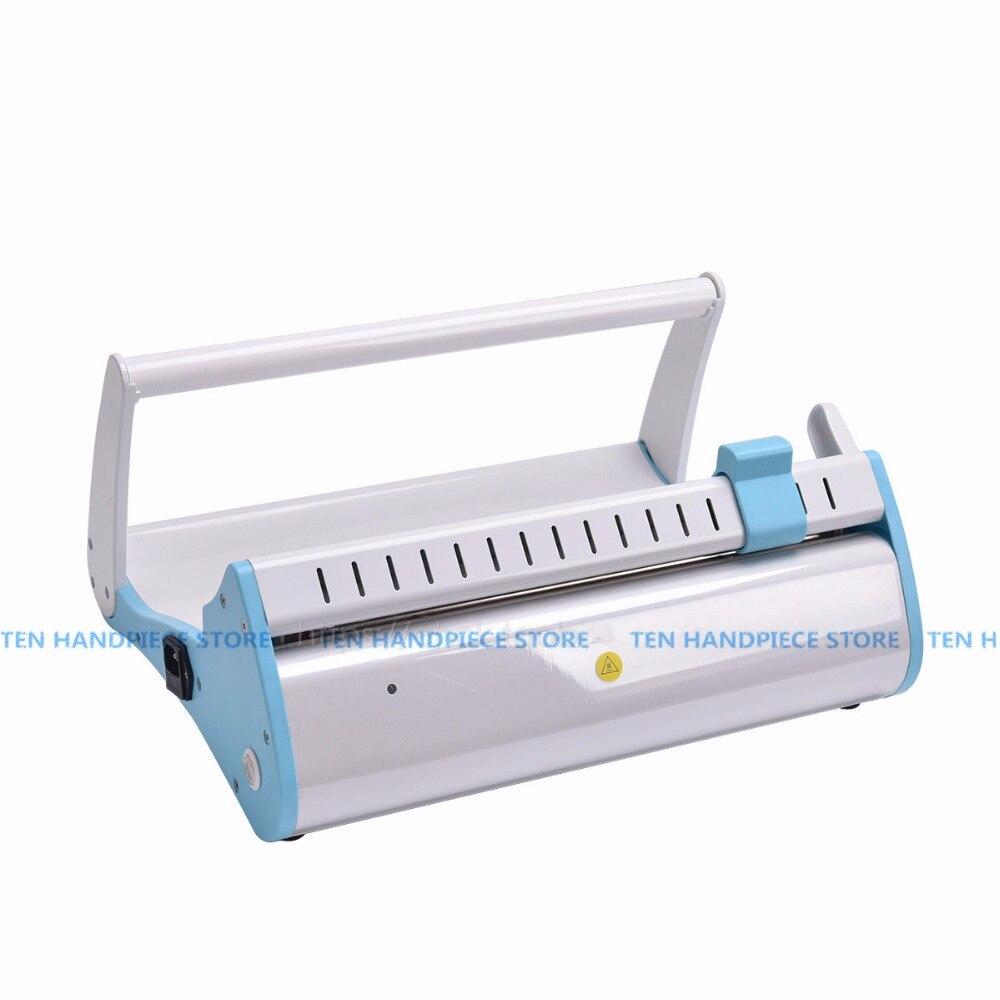 2019 bonne qualité machine de cachetage dentaire blanc longue section stérilisation sac machine de cachetage 30 cm de large