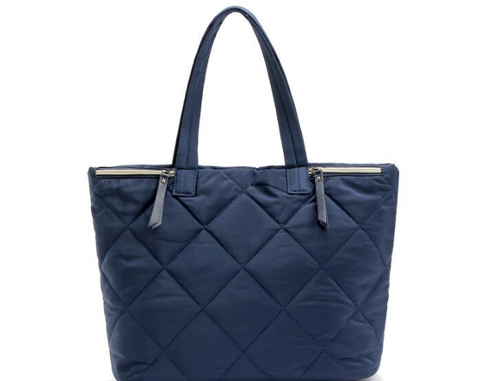 2018 New Space Bale Totes Nylon Handbag Birthday Gift Designer Lady Handbag