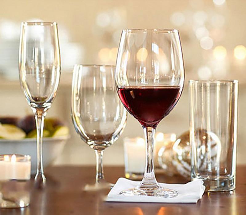 Art Deco Goblet Pendant Light Lamp Retro Red Wine Goblet Pendant lights Hanging Lamp For Hotel Bar Restaurant Glass Lamp Bracket (16)