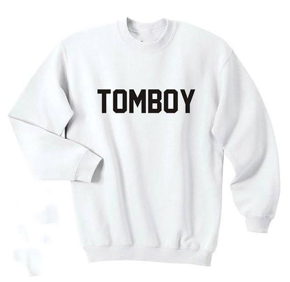 tomboy shirt urban hipster love cute cool fashion unisex blogger
