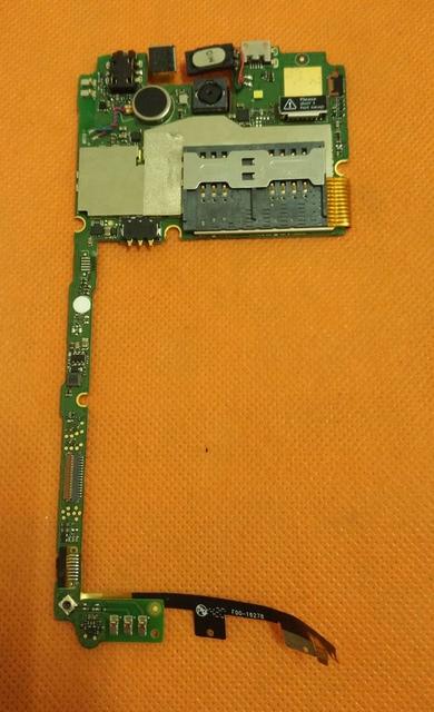 Usado Original Placa Base placa base 1G RAM + 8G ROM para AXGIO W2 ALA MTK6582 Quad Core de 5.0 pulgadas envío gratis