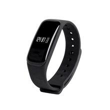 Smartch Новый Bluetooth Smart Браслет C1 запястье с сердечного ритма крови IP67 Водонепроницаемый Здоровье сна монитор для Androind IOS