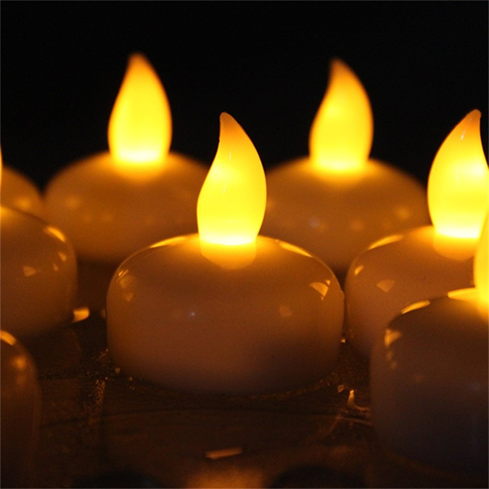 Popular Floating Flameless Candles Buy Cheap Floating