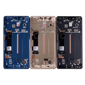 "Image 5 - 5.88"" Original M&Sen For Xiaomi Mi8 SE Xiaomi 8 SE Super Amoled LCD Screen Display+Touch Screen Digitizer Frame For Mi 8SE LCD"