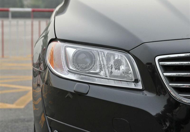 RGB angel eyes Volvo S80 S80L 2012 2013 2014 2015(5)