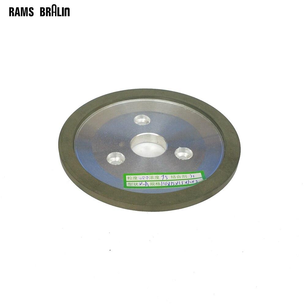 125*16*25*10*3/3mm Diamond Resin Abrasive Grinding Wheel 45 or 90 degree optional 1pc 400 800 2000 3000 4000 10000 granularity diamond abrasive paste for jade or metal grinding and polishing
