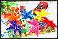 100 шт./упак. Волна Тип Многоцветный Шениль Стебли Труба Очистители Ручной Diy Искусства и Ремесла Материал дети Творчество ремесленные игрушки