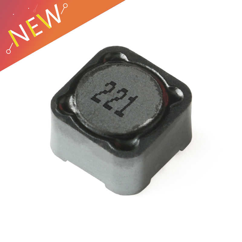 10 pieces Fixed Inductors 5.6uH 20/% SMD 2207