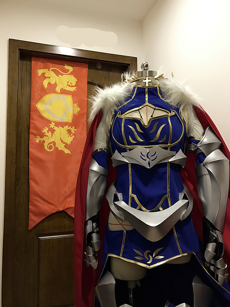 FGO Saber Armor Arturia Pendragon cosplay prop armors custom made/size stage 3 armors 1