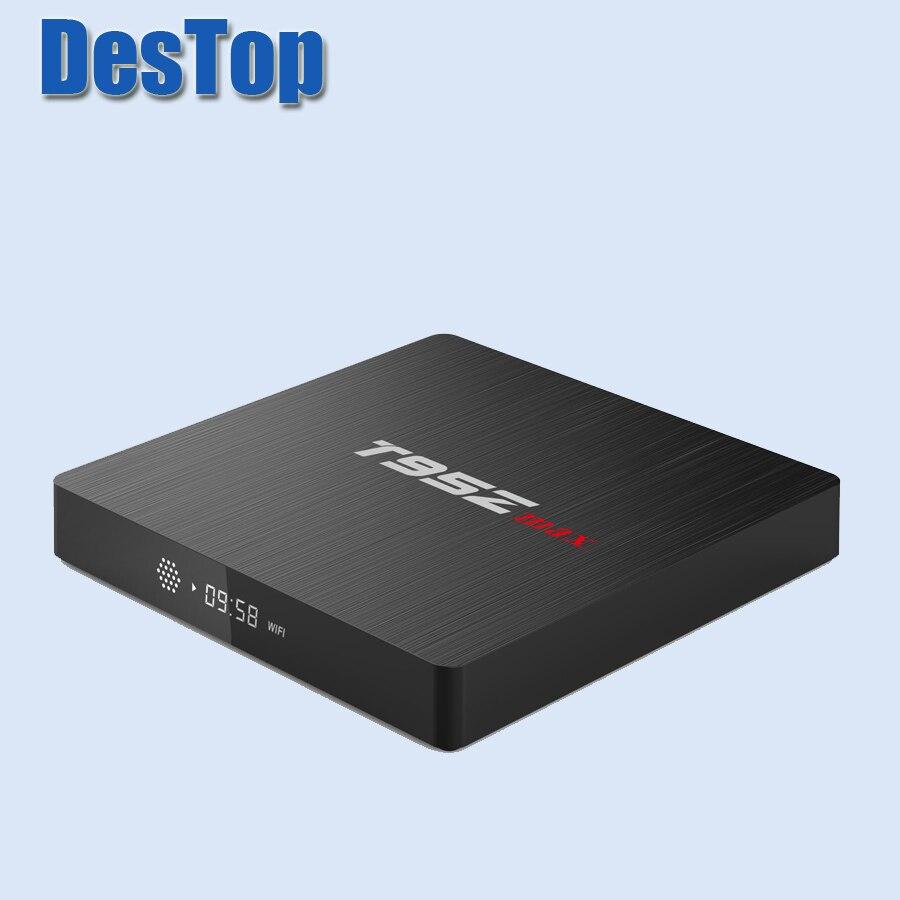 5pcs Amlogic S912 Octa core Smart TV Box T95Z MAX 3GB 32GB 2GB 16GB Android7 1