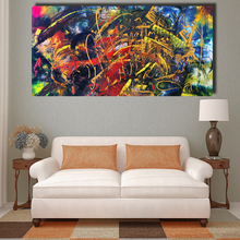 Home Decor Oil Painting Picture Abstract My Mind Wall Pictures for Living Room Poster on the wall no Framed