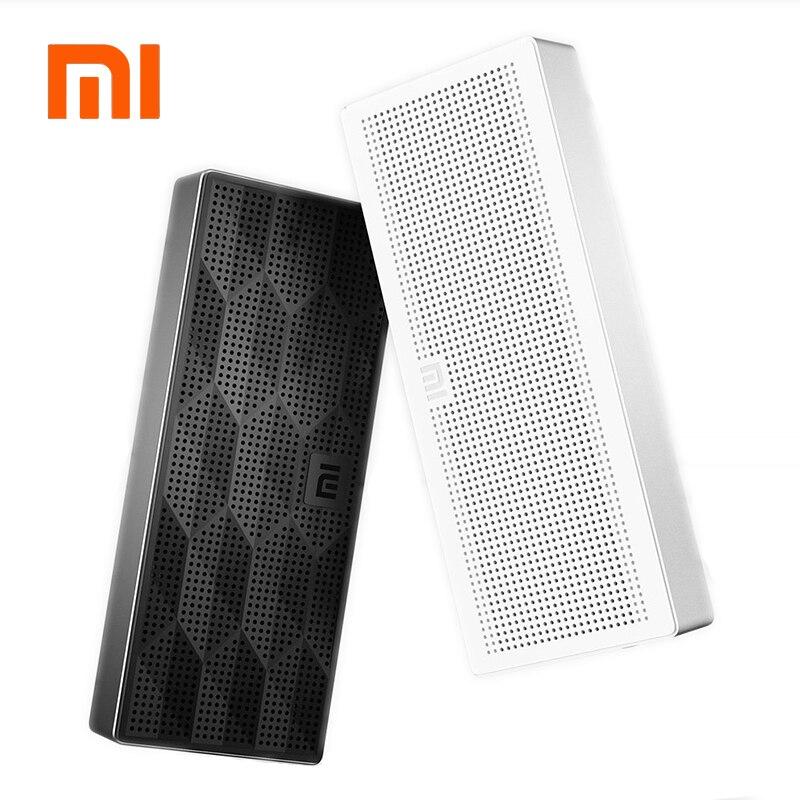 Original Xiaomi Mi Bluetooth Speaker Portable Wireless Mini Square Box Speaker for IPhone and Android Phones