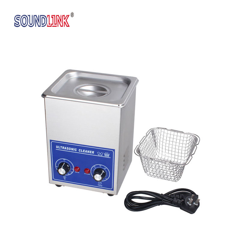 Digital Ultrasonic Cleaner 2L 70W PS-10 Stainless Steel washing basket Knob Control Heating Mini Ultrasonic Washing Machine high quality 1pcs 2mm 4mm 6mm 8mm wrapped handle t shape 6mm hex bit tip hexagon wrench hand tool bolt driver new screwdriver