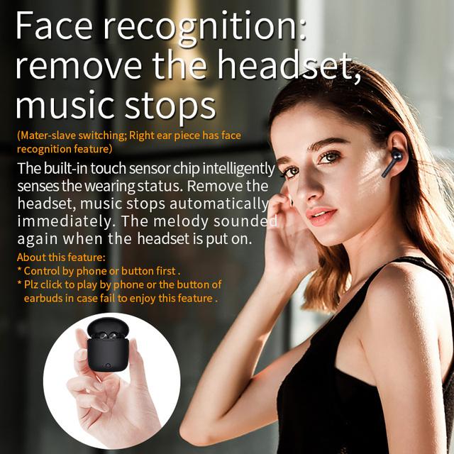 Bluedio bluetooth wireless Earbuds