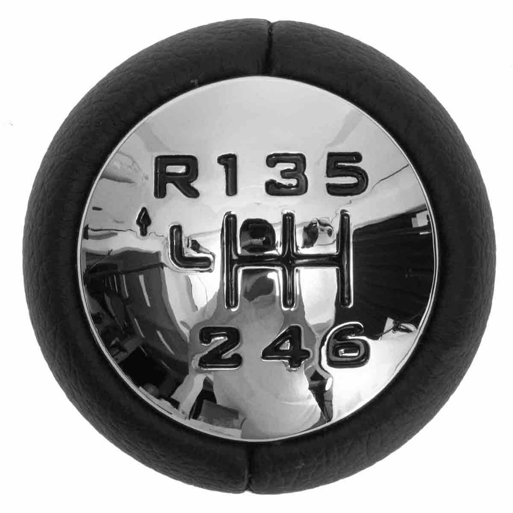 Mayitr 1pc 6 Speed Black Gear Stick Replacement Car Gearstick Shift Head Knob For Peugeot 307 308 3008 407 5008 807 in Gear Shift Knob from Automobiles Motorcycles