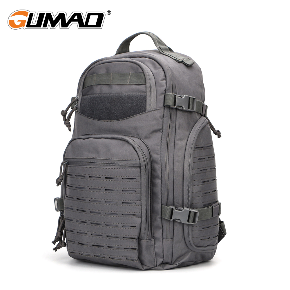 1000D Laser Cutting Molle Outdoor Tactical Backpack Utility Bag Military Rucksack Army Hunting Trekking Camping Hiking