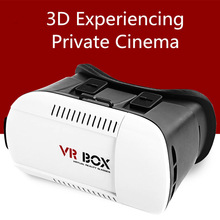 """ใหม่ร้อนG Oogleกระดาษแข็งH Eadmount VR BOXรุ่นVRแว่นตาเสมือนจริงแตกแยกภาพยนตร์เกม3dสำหรับ3.5 """"-6.0″มาร์ทโฟน"""