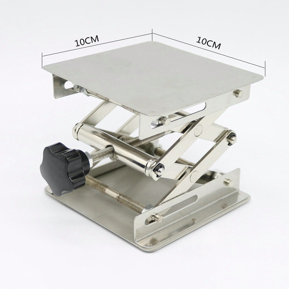 4X4 \'\'de Acero Laboratorio Lab Jack Tijera Ascensor Plataformas ...