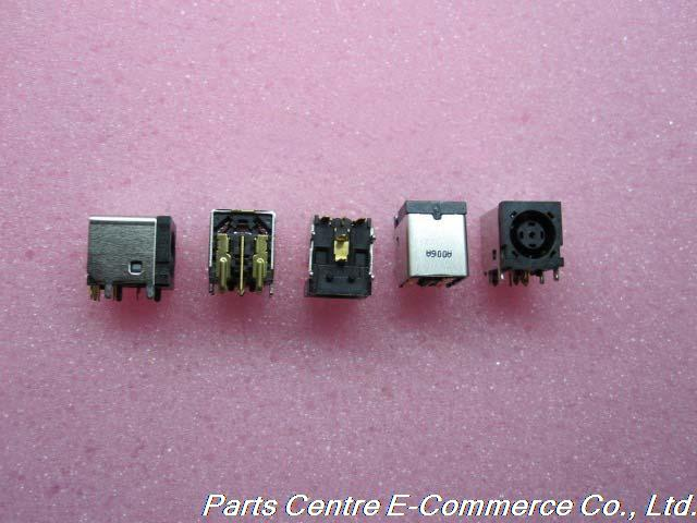 Computer Cables & Connectors 10 Pcs Free Shipping New Dc Jack For Dell Vostro 1000 1400 1500 1700 1520 2510 Precision M20 M60 M65 Dc Power Jack As Effectively As A Fairy Does