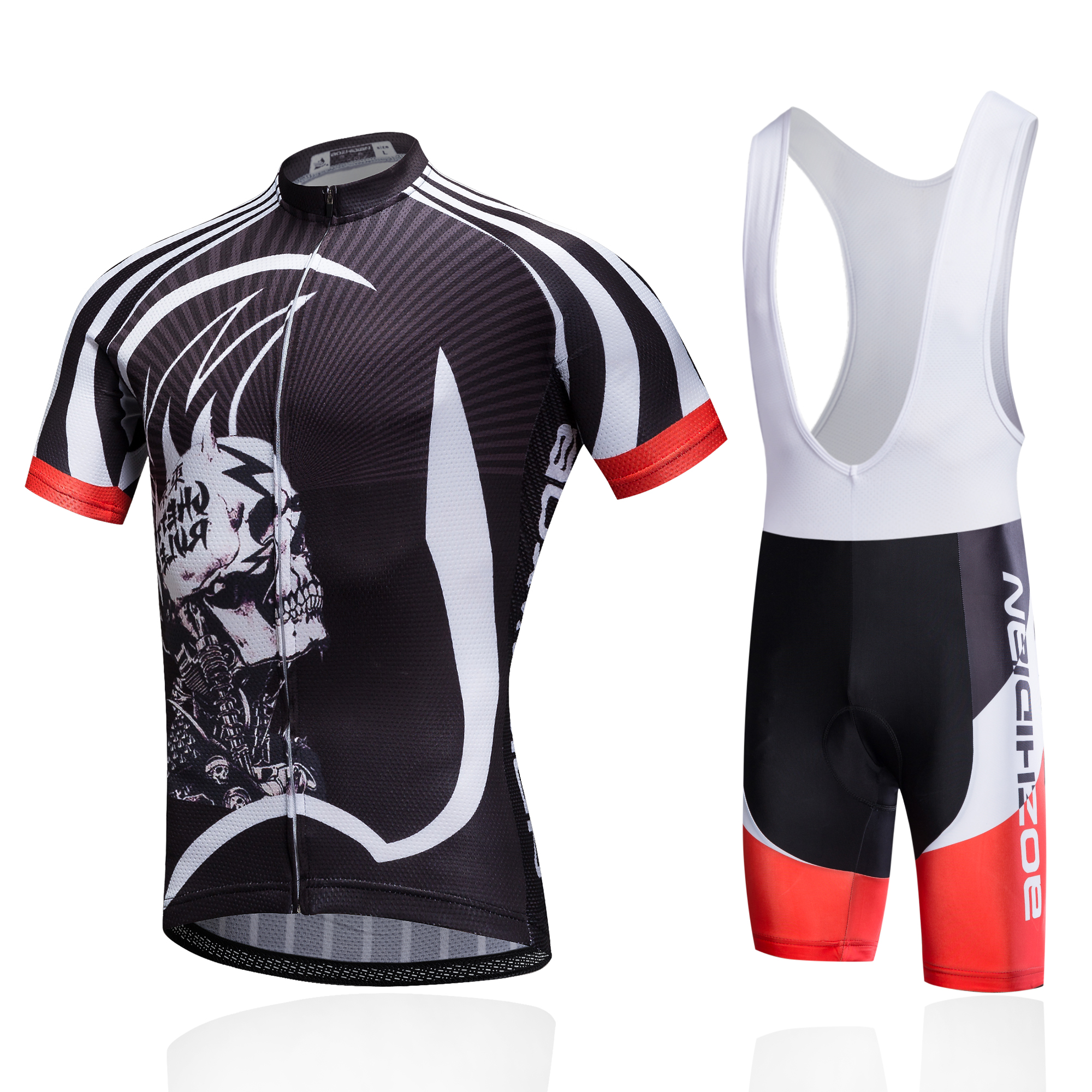 Summer Cycling Jersey Short Sleeve Cycling Clothing Road ...