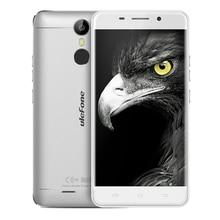 Ulefone Métal 4G Smartphone Android 6.0 MTK6753 Octa base Smart Phone 3 GB RAM 16 GB ROM D'empreintes Digitales 5.0 «HD Mobile Téléphone