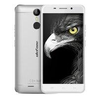 Ulefone Metalen 4G Smartphone Android 6.0 MTK6753 Octa Core Smartphone 3 GB RAM 16 GB ROM Vingerafdruk 5.0