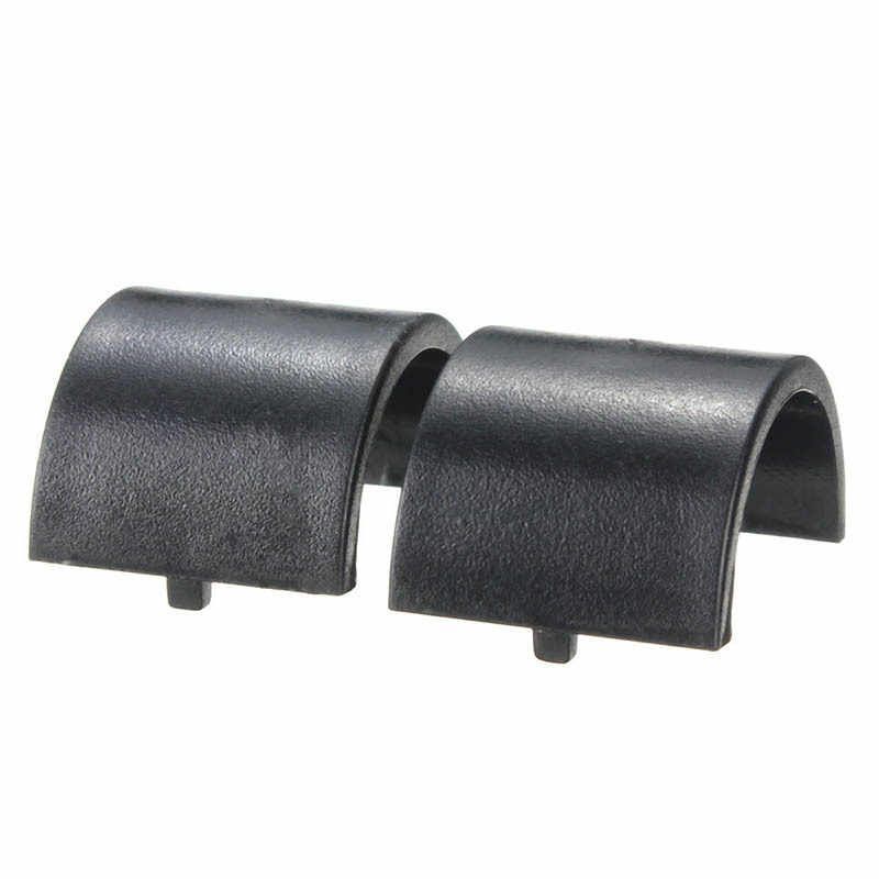 1 PCS שחור 30mm כדי 25mm היקף טבעת מתאמי רובה Airgun היקף לפיד צינור להכניס רובה הר Picatinny ויבר