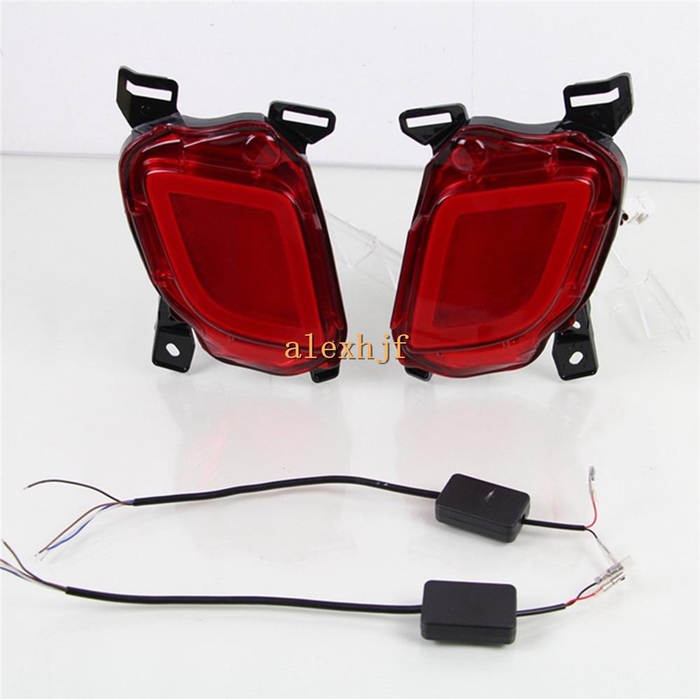 Pouzdro pro LED brzdová světla King King pro Toyota Highlander - Autosvětla